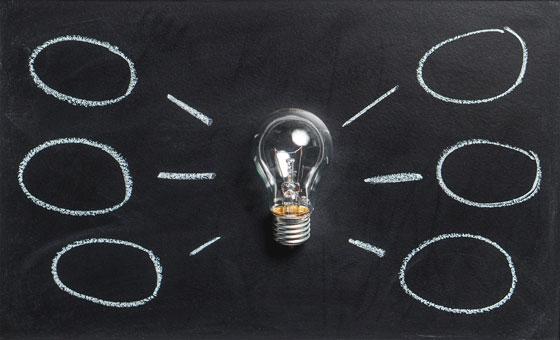 Die Idee einen Blog zu integrieren